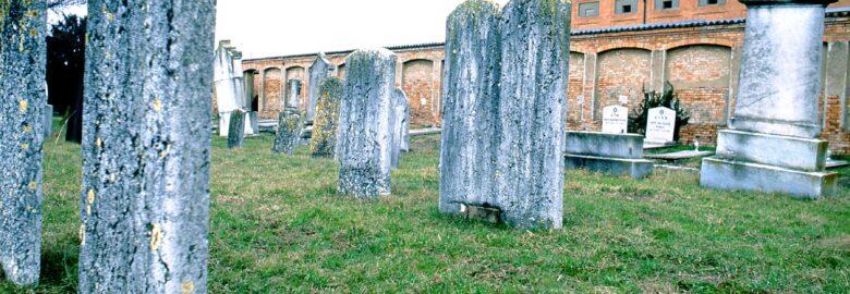 Cimitero ebraico di Modena