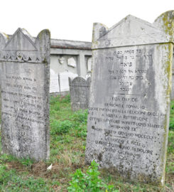Jewish Cemetery of Sabbioneta