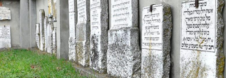 Cimitero ebraico di Sabbioneta