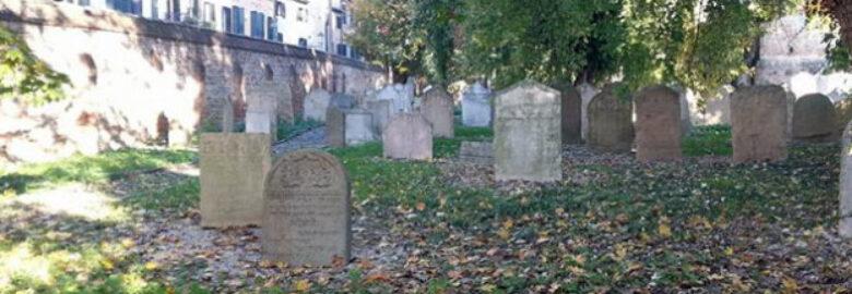 Cimitero ebraico di via Wiel